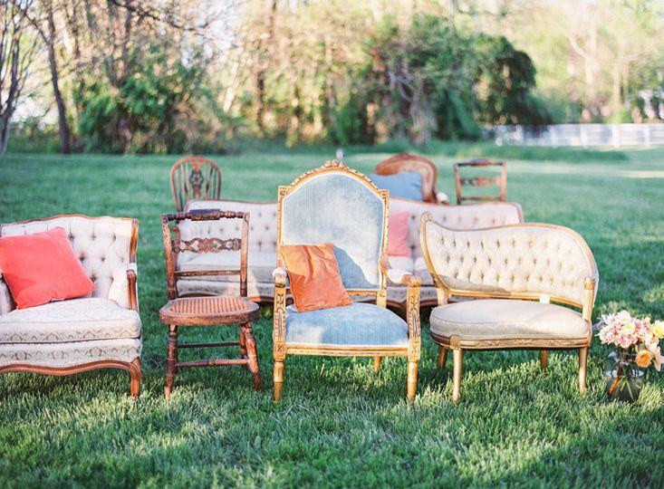 Chair setup