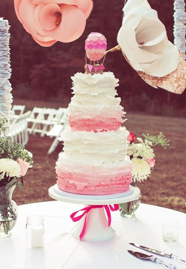 Cakes By Shara Wedding Cake Nashville Tn Weddingwire