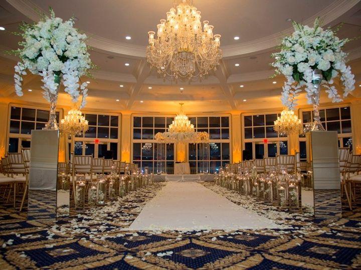 Tmx Crystal Ballroom Ceremony 51 134026 1571322664 Miami, FL wedding venue