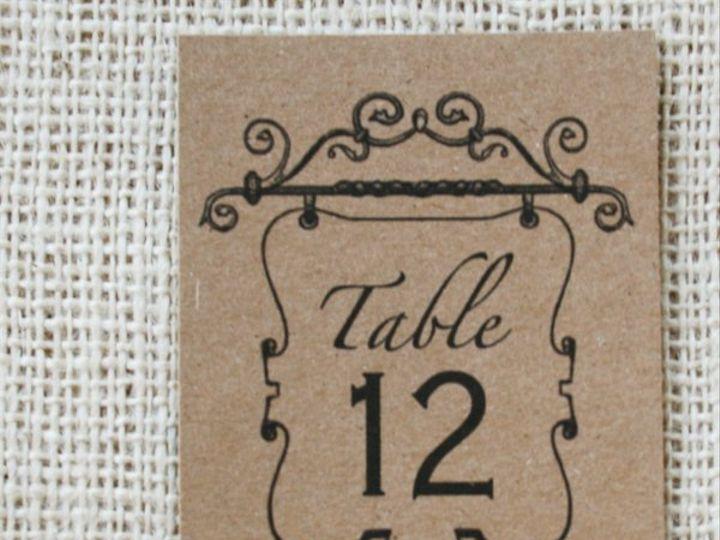 Tmx 1319642651092 Tablenumber12 Greenville wedding invitation