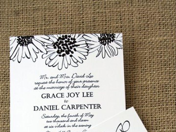 Tmx 1319642700014 IMG1102 Greenville wedding invitation