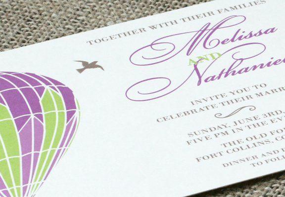 Tmx 1331923490010 Balloondetail Greenville wedding invitation