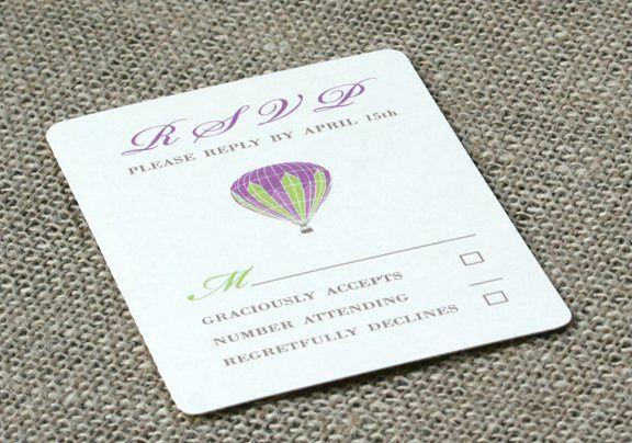 Tmx 1331923505324 Balloonrsvp Greenville wedding invitation