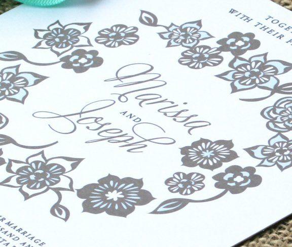 Tmx 1331923648438 Whimsyfloraldetail Greenville wedding invitation