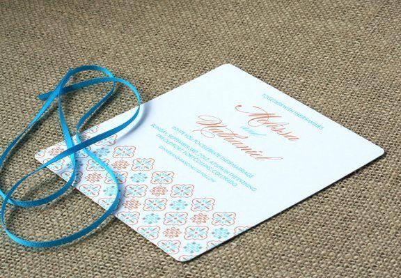 Tmx 1331923759169 Moroccaninvite Greenville wedding invitation