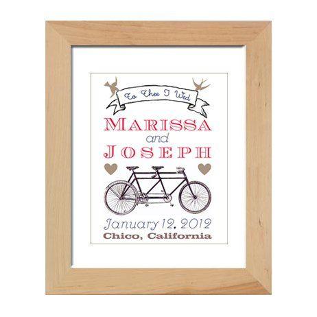 Tmx 1331924874206 Bikeprintandframe Greenville wedding invitation