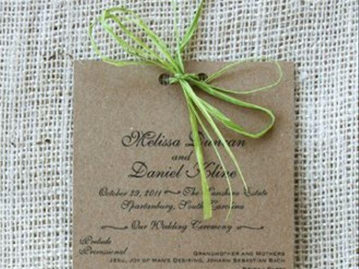 Tmx 1331925179214 Programkraft Greenville wedding invitation