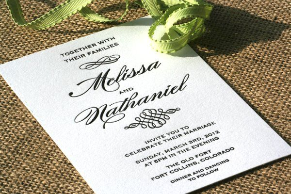 Tmx 1331926367761 Letterpresstype2 Greenville wedding invitation