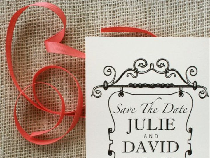 Tmx 1331926941650 IMG1184 Greenville wedding invitation