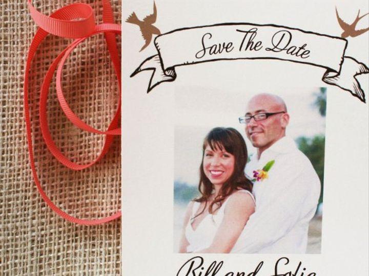 Tmx 1331926967157 IMG1186 Greenville wedding invitation