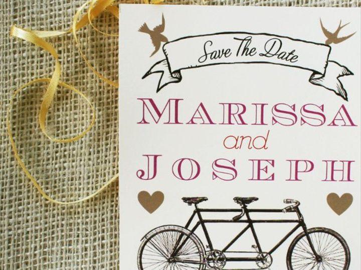 Tmx 1331927159694 IMG1215 Greenville wedding invitation
