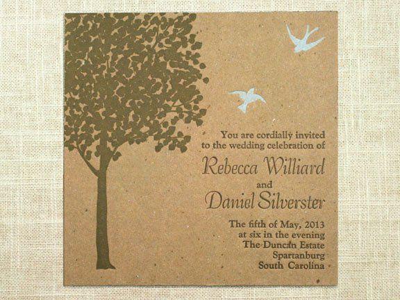 Tmx 1349113829578 Treeletterpresskraft Greenville wedding invitation