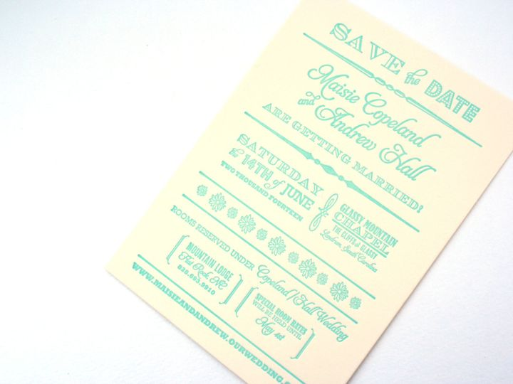 Tmx 1389387611943 Img437 Greenville wedding invitation