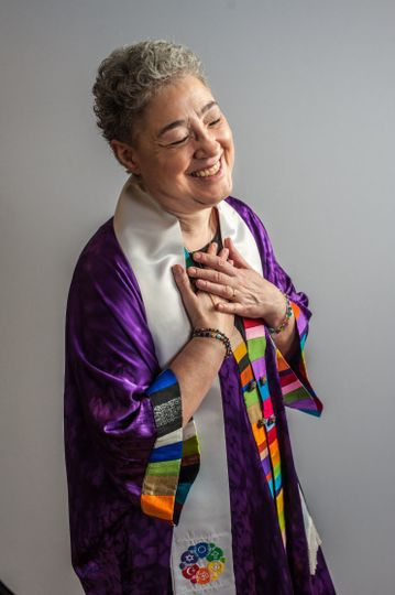 Rev. Bonnie J. Berger: Ring in Love