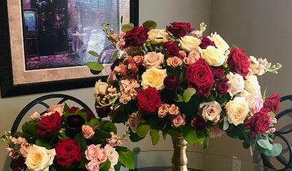 Rose Hill Floral 1