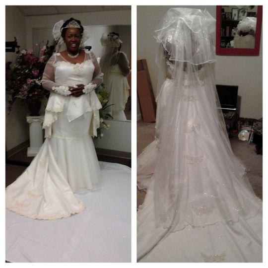 Davisstar1 wedding dress attire north carolina for Wedding dresses asheville nc