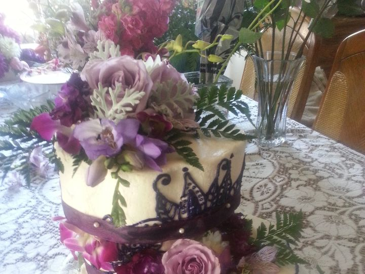 Tmx 1391453577077 2013 08 17 16.26.4 Santa Rosa, CA wedding cake