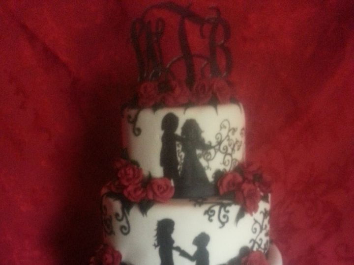 Tmx 1391453615712 2013 09 27 08.27.0 Santa Rosa, CA wedding cake
