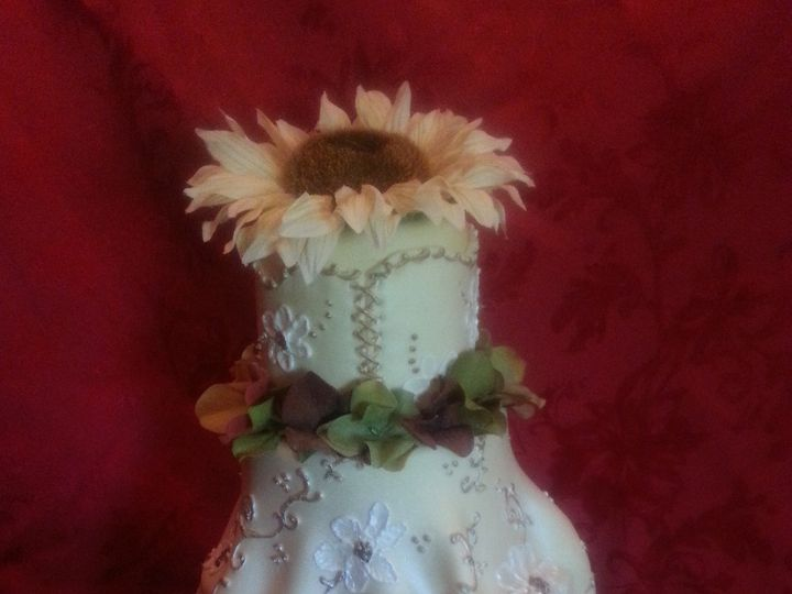 Tmx 1391453725179 2013 09 27 08.38.1 Santa Rosa, CA wedding cake