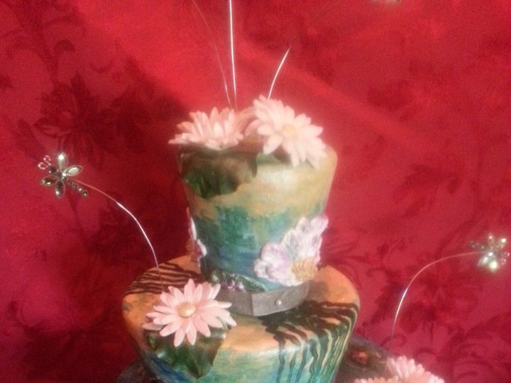 Tmx 1391453766097 2013 09 27 08.52.4 Santa Rosa, CA wedding cake