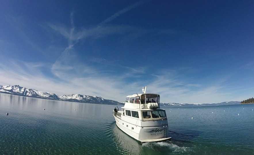 Lake Tahoe Bleu Wave