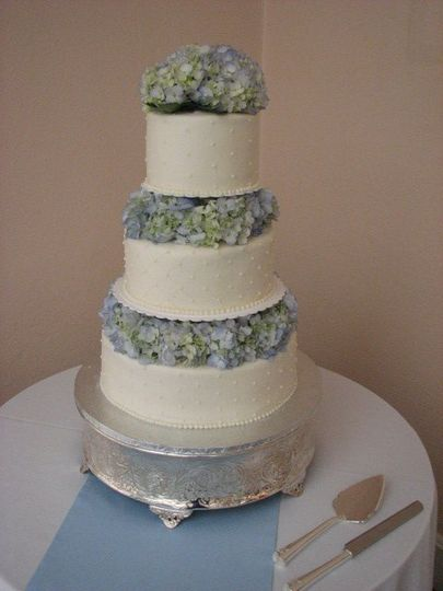 Stacked cake