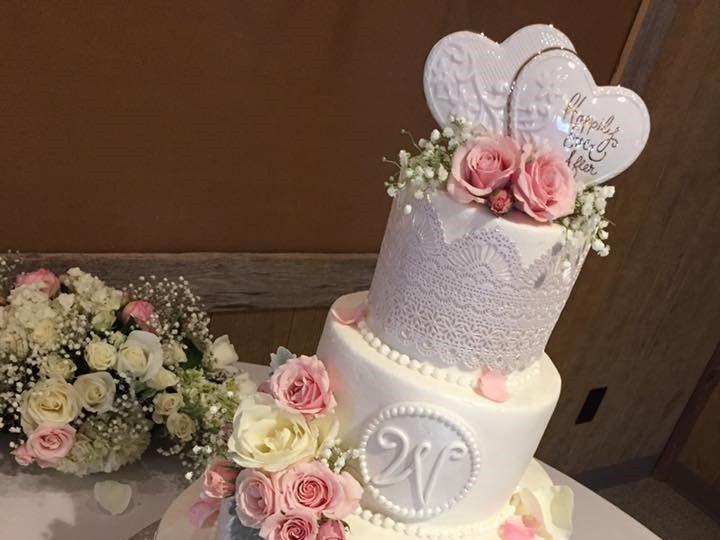 Tmx 1487433413506 Wedding Cake La Plata, District Of Columbia wedding cake