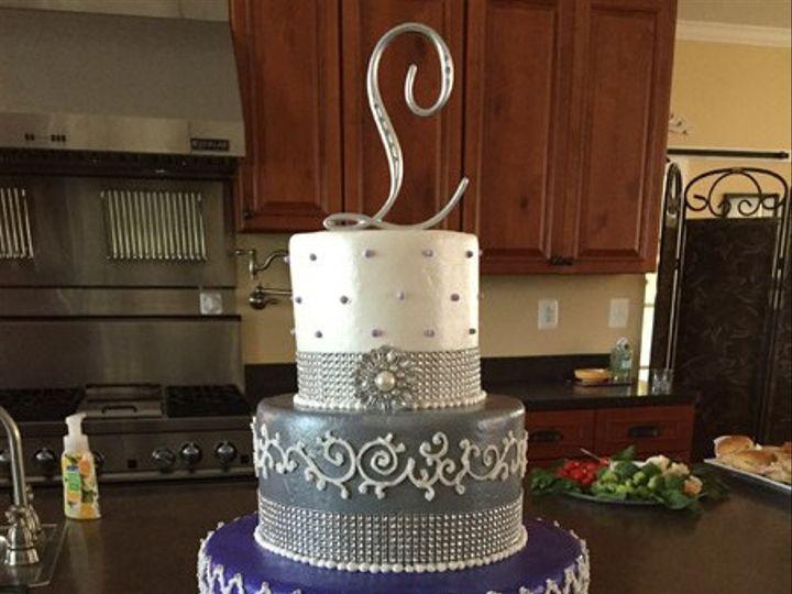 Tmx 1487885718812 600x6001487433592074 Img6363 La Plata, District Of Columbia wedding cake