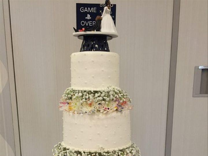 Tmx 1487885724318 600x6001487433630344 Img6398 La Plata, District Of Columbia wedding cake
