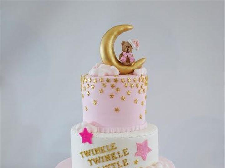 Tmx 1515023657029 Twinkle Twinkle Little Star Cake Lynn, Massachusetts wedding cake