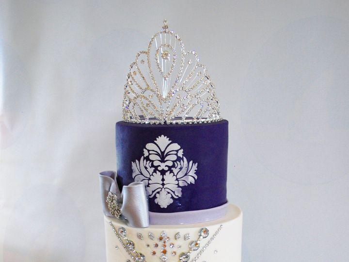 Tmx 1515023782850 Img7155 Lynn, Massachusetts wedding cake