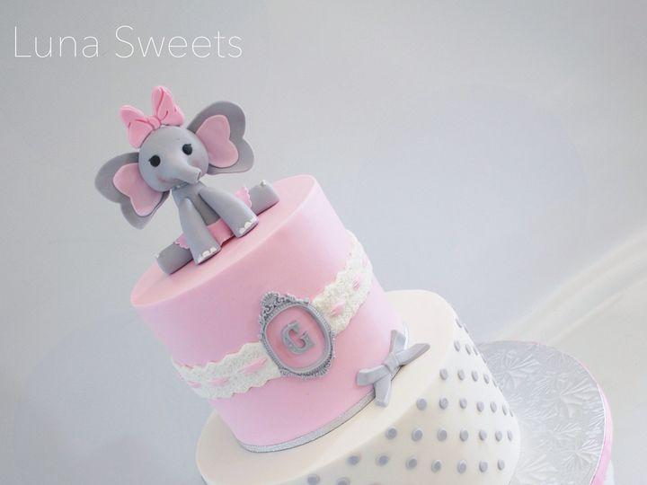Tmx 1515023934143 Img6191 Lynn, Massachusetts wedding cake