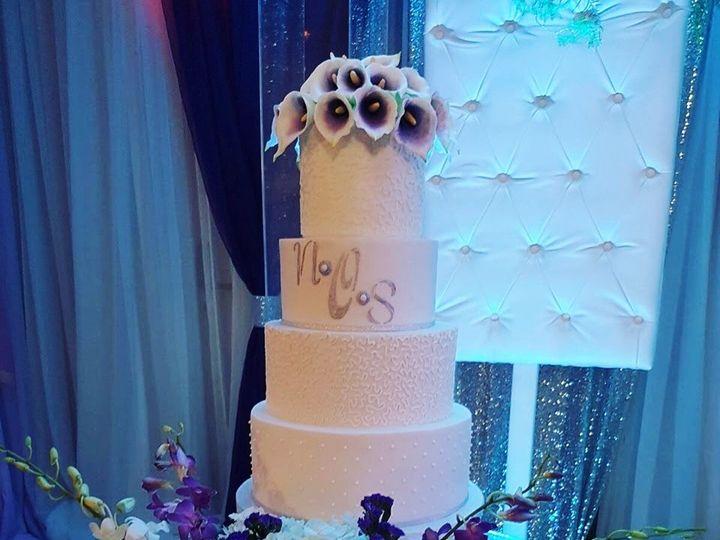 Tmx 1515025093148 Img3504 Lynn, Massachusetts wedding cake