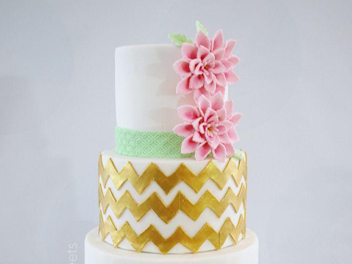 Tmx 1515025272989 Img2541 Lynn, Massachusetts wedding cake