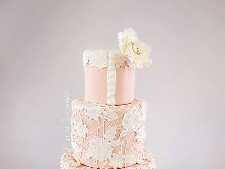 Tmx 1515025404103 Img1147 Lynn, Massachusetts wedding cake