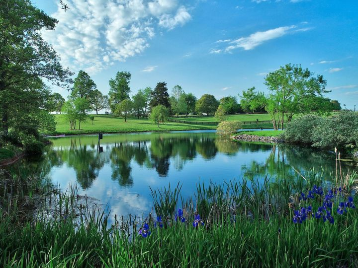 The Pond at Highbrighton for Elopement and Wedding  Ceremony