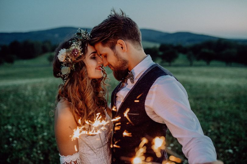 Evening Elopement at Highbrighton- July 4th 2018