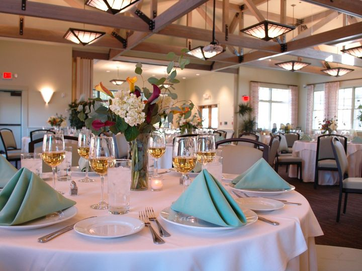 Tmx 1451164597421 Full Event Buy Out Table Close Up Rye, New Hampshire wedding venue