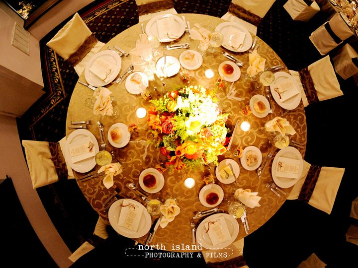 Tmx 1459648718936 Property  Birds Eye Table Setting Saint James, New York wedding venue