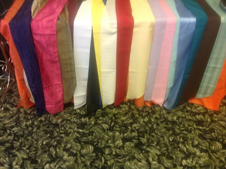 sash colors