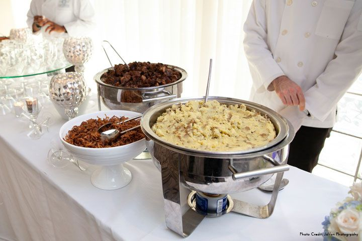 Mashed Potato Bar