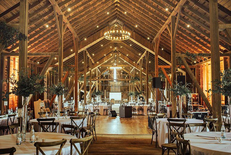 The Poplar Barn is set for 225