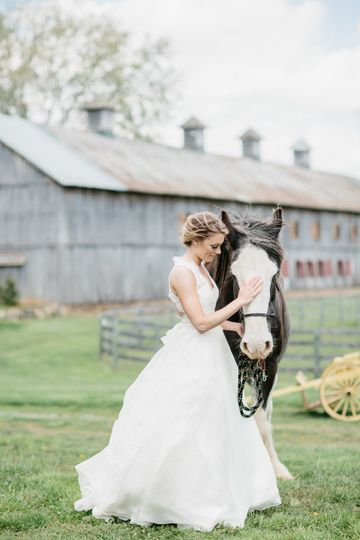 The Poplar Barn is the largest in Loudoun County and seats up to 450 people