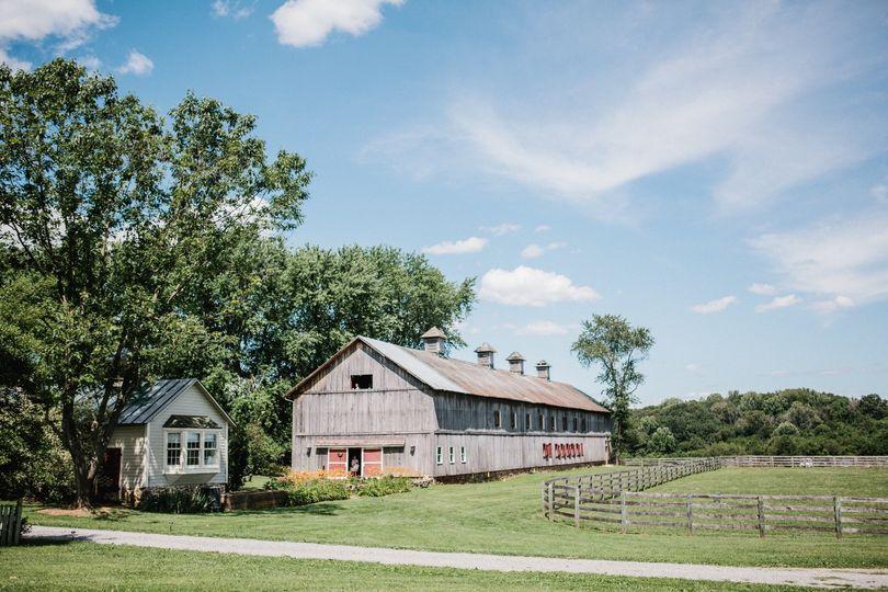 Poplar Barn in June
