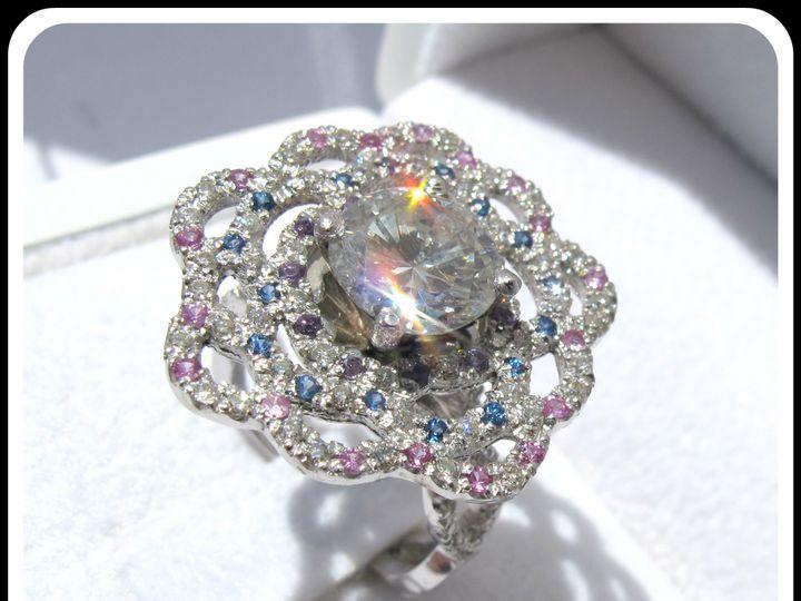 Tmx 1428943783995 1.4ct Diamond Platinum Ring Beverly Hills, CA wedding jewelry