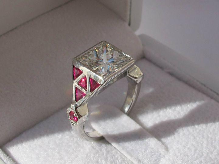 Tmx 1428943827389 4346 Beverly Hills, CA wedding jewelry