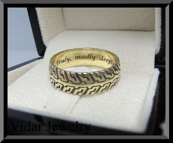 Tmx 1428943936112 1382941300goldtirering Beverly Hills, CA wedding jewelry