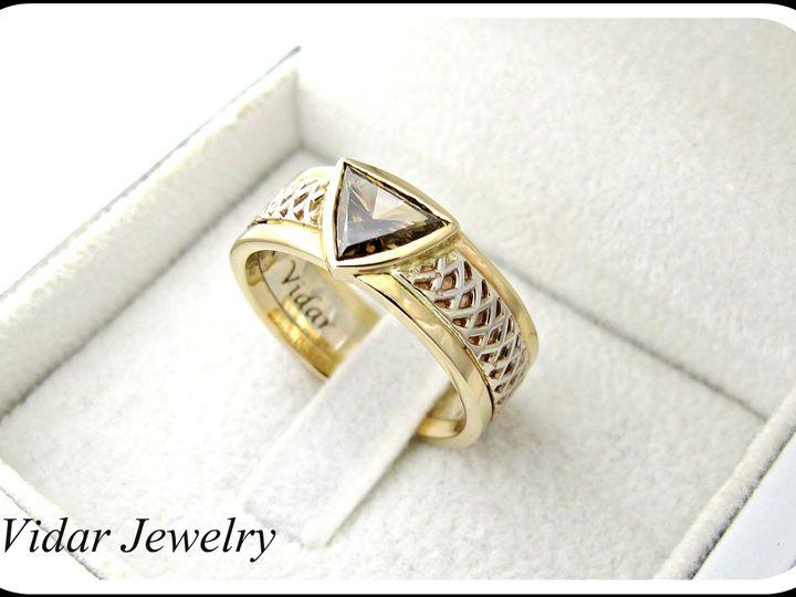 Tmx 1428943989601 Chocolate Diamond Ring Beverly Hills, CA wedding jewelry