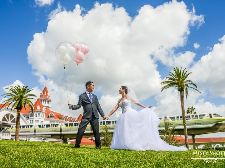 Tmx 1531380914 283619b072778f72 1531380912 449ecc0cf63343c3 1531380904129 10 Disney Grand Flor Orlando, FL wedding photography