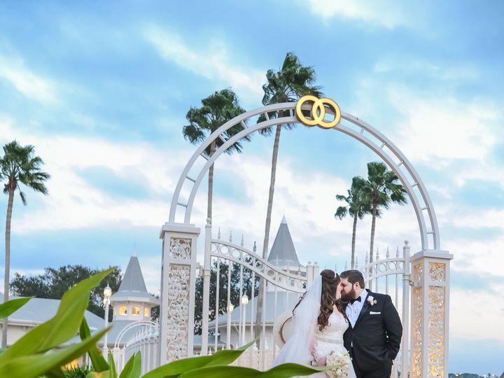 Tmx 1531538429 Cf9ae38c838039dc 1531538427 4be6b5286c025035 1531538422280 19 Disney Wedding Pa Orlando, FL wedding photography